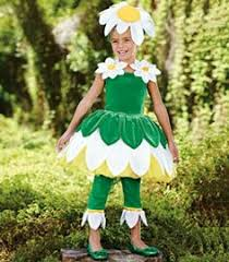 Flower Child Halloween Costumes Costumes Kids Personalized