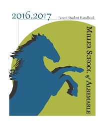 miller student and parent handbook 16 17 by miller