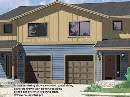 corner lot duplex plans 59 duplex plans with garage and basement duplex house plans two