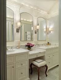 bathroom makeup vanity ideas bathroom vanity with makeup counter and best 25 bathroom