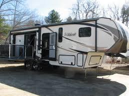 Wildcat Rv Floor Plans 2016 Forest River Wildcat 29rkp Fifth Wheel Rutland Ma Manns Rv