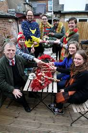 oxford throws care leavers a christmas party to remember from