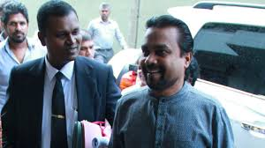 Weerawansa Remanded Wimal Weerawansa Arrested