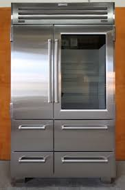 Small Commercial Refrigerator Glass Door by Kitchen Awesome Best 10 Glass Front Refrigerator Ideas On