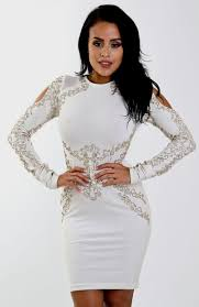 white lace party dress naf dresses