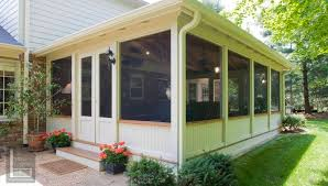 Patio Enclosures Nashville Tn by Eze Breeze Windows Provided By Raleigh Deck Construction Raleigh