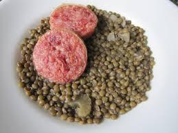cuisiner les lentilles vertes la lentille verte du puy