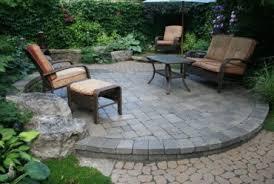 Small Backyard Paver Ideas Brick Paver Designs Small Paver Patio Design Ideas Lescatole