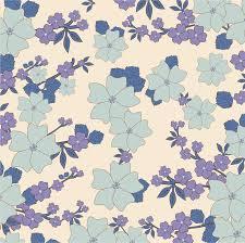 Modern Floral Wallpaper Floral Pattern 2 Wallpaper