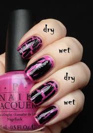 allyoudesire opi black shatter tips and tricks