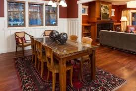 small open floor plan live large in a small house with an open floor plan bungalow company