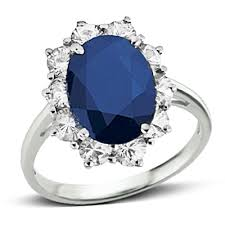 blue gem rings images Sapphire the gemstone sapphire information and pictures jpg