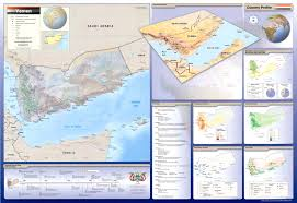 Where Is Yemen On The Map Yemen Maps Perry Castañeda Map Collection Ut Library Online