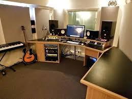 Small Recording Studio Desk Desk Recording Studio Furniture Ideas Cheap Recording Studio