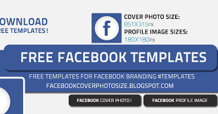 cover photo template facebook what is the size of the facebook cover photo facebook cover