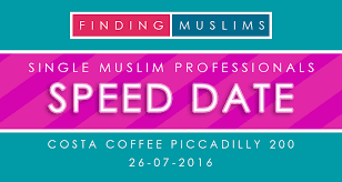 FindingMuslims com   A Free Muslim Social Network for Single     MUSLIM SPEED DATE EVENT