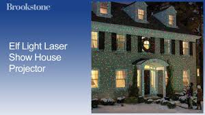 as seen on tv christmas lights light laser show house projector