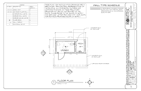 standard restrooms romtec inc floor plan of restroom with storage room