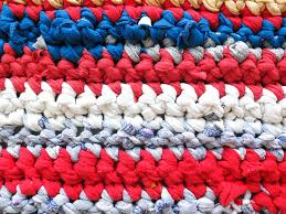 Crochet Doormat Upcycle Style Crochet T Shirt Rag Rug My Poppet Makes