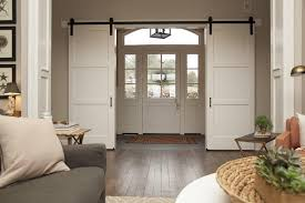 Sliding Barn Door Designs And Ideas For The Home - Barn doors for homes interior