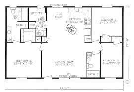 bath floor plans 2 bedroom open concept house plans open floor plans 2 bedroom 2 bath