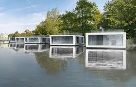 Floating Houses Floating Homes Hamburg Busch Jaeger De