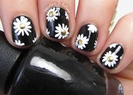 nail art black white nail art designs and toe ideas awesome