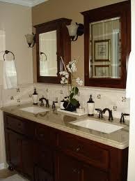 backsplash tile texture rectangular black stained wooden frame