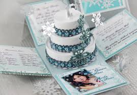 quinceanera party invitations winter quinceanera invitations kawaiitheo com
