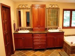 image of bathroom decoration with black granite bathroom