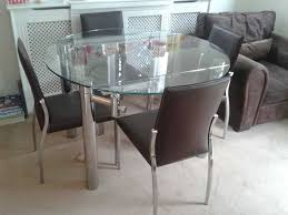 20 ways to extendable glass dining table