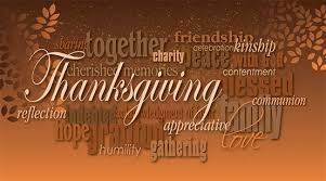 how do you celebrate thanksgiving on the mission field