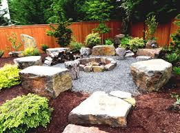Rocks In Garden River Rock Garden Design Ideas Stylish Home Design Rocks In