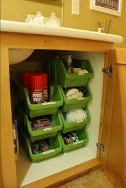 bathroom sink organizer ideas storage bins for under bathroom sink home plan designs