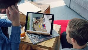 roomle 3d ar vr furniture visualization platform enhance pos digital 3d ar sales solution