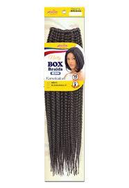 pre braided crochet hair crochet braid natty box braid 16 100 kanekalon pre braided
