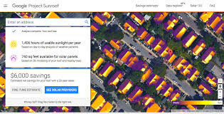 Boston United Kingdom Google Map by Find Out If Solar Panels Will Help You With Google U0027s Heat Map Cnet