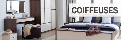 coiffeuse pour chambre coiffeuse avec miroir design meuble coiffeuse de chambre à coucher