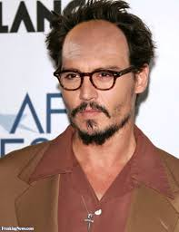 johnny depp balding pictures freaking news