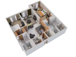 two bedroom residence the ritz carlton dubai international