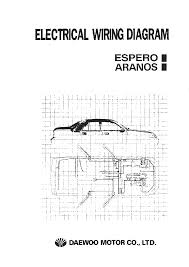 daewoo wiring schematics daewoo wiring diagrams instruction