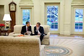 file barack obama and jon favreau in the oval office jpg