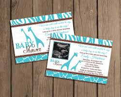 invitations sweet baby boy shower invitations safari paperni