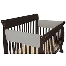 Side Rails For Convertible Crib Leachco Easy Teether Large Convertible Crib Side Rail
