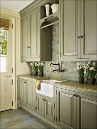 kitchen cabinet colors for small kitchens light blue kitchen