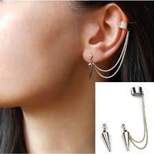 ear earrings ear cuff earrings ebay