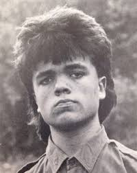 peter dinklage had an epic mullet in high gq