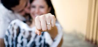 should i buy a diamond solitaire or other engagement ring