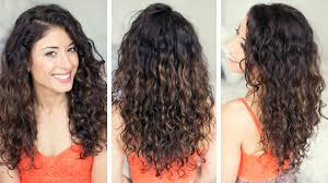 best haircut for long curly hair how to style curly hair youtube
