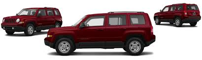 jeep red 2015 2015 jeep patriot 4x4 sport 4dr suv research groovecar